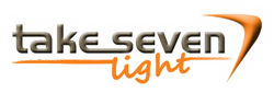 Logo - Take Seven light