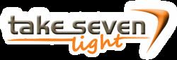 Logo - Take Seven light