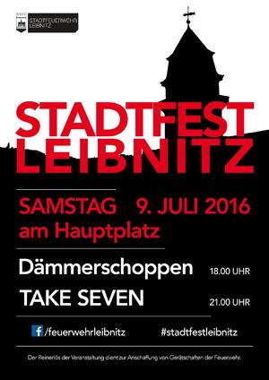 Stadtfest Leibnitz 2016