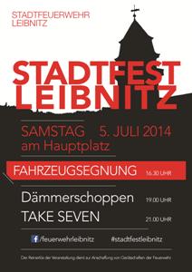 Stadtfest Leibnitz 2014