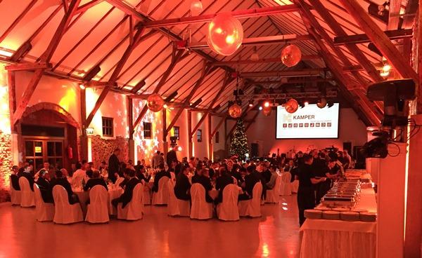 Weihnachtsfeier Seifenfabrik Graz